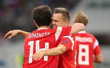 รัสเซีย 2-0 ตุรกี
