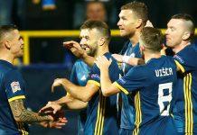 บอสเนีย 2-0 ไอร์แลนด์เหนือ