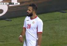 โครเอเชีย 2-1 จอร์แดน