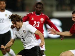 เดนมาร์ก 2-0 ออสเตรีย