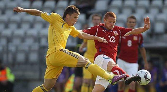 ยูเครน 1-0 เช็ก