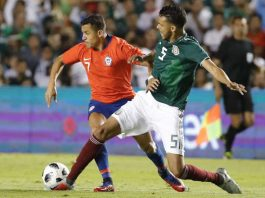 เม็กซิโก 0-1 ชิลี