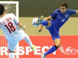 ทีมชาติไทย 4-1 ทีมชาติเวียดนาม