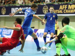 ทีมชาติไทย 3-2 ทีมชาติอินโดนีเซีย