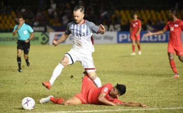 ฟิลิปปินส์ 1-0 สิงคโปร์