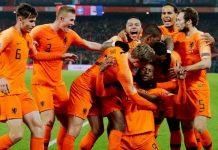 เนเธอร์แลนด์ 2-0 ฝรั่งเศส