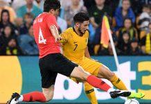 ออสเตรเลีย 1-1 เกาหลีใต้