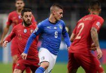อิตาลี 0-0 โปรตุเกส