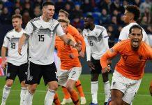 เยอรมนี 2-2 เนเธอร์แลนด์