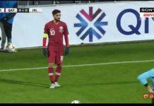 ไอซ์แลนด์ 2-2 กาตาร์