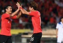 เกาหลีใต้ 4-0 อุซเบกิสถาน