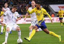สวีเดน 2-0 รัสเซีย
