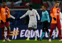 โลโคโมทีฟ มอสโก 2-0 กาลาตาซาราย