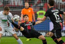 ไบเออร์ เลเวอร์คูเซ่น 1-0 เอาส์บวร์ก