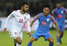 อินเดีย 0-1 บาห์เรน