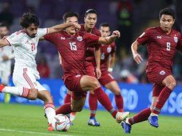 ดูบอลย้อนหลัง ยูเออี พบ ทีมชาติไทย [เอเชียนคัพ]