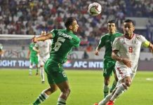 อิหร่าน 0-0 อิรัก