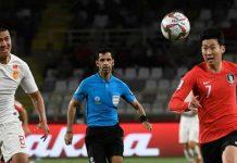 เกาหลีใต้ 2-0 จีน