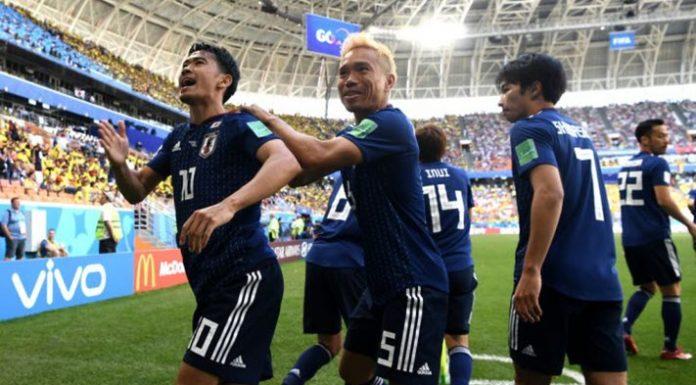 ญี่ปุ่น 2-1 อุซเบกิสถาน