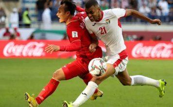 จอร์แดน 1-1 เวียดนาม
