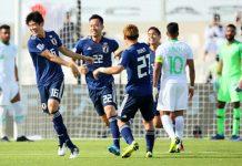 ญี่ปุ่น 1-0 ซาอุดิอาระเบีย