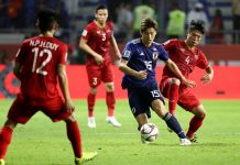 เวียดนาม 0-1 ญี่ปุ่น