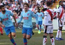 ราโย บาเญกาโน่ 0-1 แอตเลติโก้ มาดริด