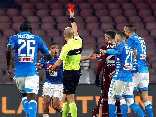 นาโปลี 0-0 โตริโน่