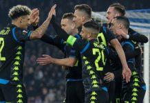 นาโปลี 2-0 เอฟซี ซูริค