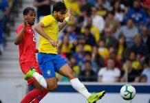 บราซิล 1-1 ปานามา