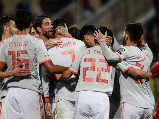 มอลตา 0-2 สเปน
