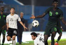 ไนจีเรีย 1-0 อียิปต์