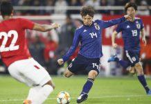 ญี่ปุ่น 1-0 โบลิเวีย