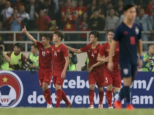 เวียดนาม 4-0 ทีมชาติไทย