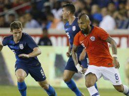 สหรัฐอเมริกา 1-1 ชิลี