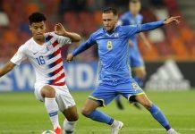 ยูเครน 2-1 สหรัฐอเมริกา