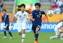 ญี่ปุ่น 0-1 เกาหลีใต้