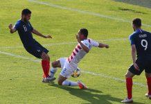 ฝรั่งเศส 2-3 สหรัฐอเมริกา