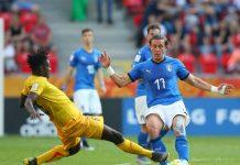 อิตาลี 4-2 มาลี