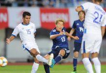 ญี่ปุ่น 2-0 เอลซัลวาดอร์