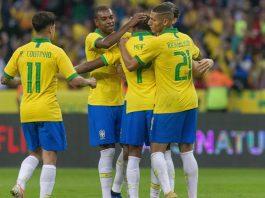 บราซิล 7-0 ฮอนดูรัส