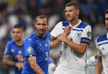 อิตาลี 2-1 บอสเนียและเฮอร์เซโกวีนา