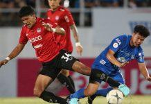 ชลบุรี เอฟซี 2-0 เมืองทอง ยูไนเต็ด