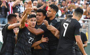 เม็กซิโก 7-0 คิวบา