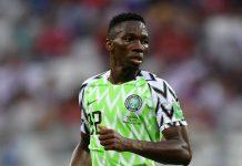 ไนจีเรีย 1-0 กินี