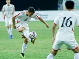 เกาหลีเหนือ 1-0 ทาจิกิสถาน
