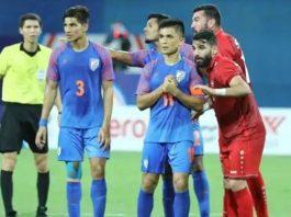 อินเดีย 1-1 ซีเรีย