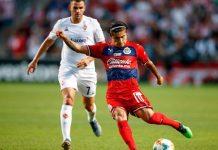 ฟิออเรนตินา 2-1 ชีวาส กัวดาลาฮาร่า