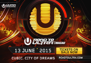 Get On The Road To Ultra Macau