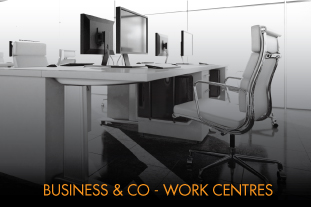 Business and Co-Work Centres in Hong Kong